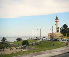 Playa del Buceo Uruguay Montevideo