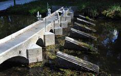 Kamenný most v Písku Dalších 59 modelů českých památek čeká v Parku Boheminium. Skvělé místo pro výlet! Park, Parks