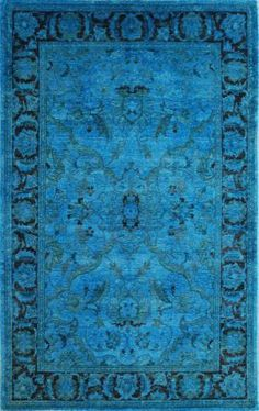 1000 images about rug on pinterest rugs rugs usa and for Bright blue area rug