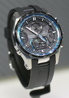 Casio Edifice EQW-A1200 Sensor Chronograph Watch For 2013