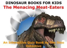Attention all dinosaur loving kids! Read, play and learn all about some very cool dinosaurs in this interactive dinosaur quiz ebook. For more information visit: http://booksbybarry.info/