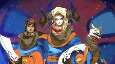 Supergiant Games' Pyre Release Date Announced