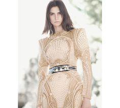 Balmain campagne printemps-été 2013 David Sims Manon Leloup 17 | Mode | Vogue