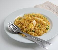 Vegetarian Kedgeree - The Resourceful Cook