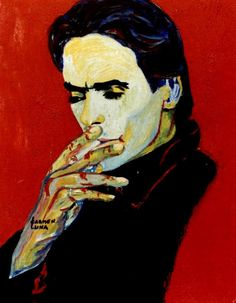 8-Expressions of Carmen Luna. Jeremy Irons., CARMEN LUNA