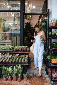 Living in Linen (And Other Fabrics I'm Investing In This Season) (a pair & a spare) Linen Fabric, Cotton Linen, Cotton Fabric, Streetwear, Style Matters, Fashion Corner, Silk Wool, Striped Jumpsuit, Ootd