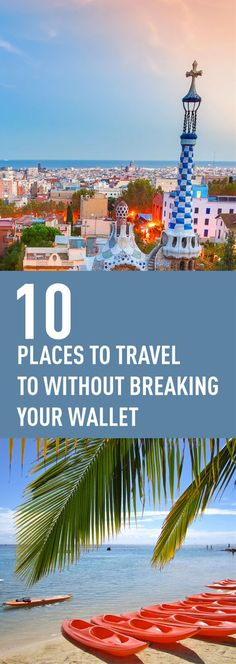 Planning a trip? Take a look at these amazing guides to discover amazing places to travel to without spending much money.