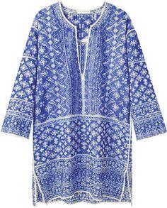 Etoile Isabel Marant bloom embroidered dress on shopstyle.com