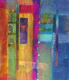 MINIQUILTS.  by Sherrill Kahn
