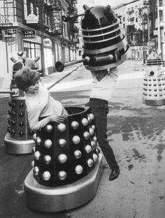 BTS-4.jpg - 1st Movie Daleks - Gallery - Project Dalek