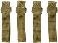 Amazon.com : Maxpedition 3-Inch TacTile - Pack Of 4 (Khaki) : Tactical Bag Accessories : Sports & Outdoors
