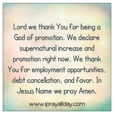 41 Best Prayer for employment images in 2017 | Prayer for a