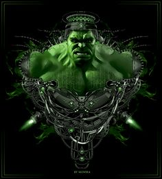 #Hulk #Fan #Art. (Hulk) By: MonikaC. (THE * 5 * STAR * AWARD * OF * ÅWESOMENESS!!!™)