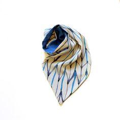 Arrowhead Silk Scarf