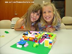 A Slice of Homeschool Pie: Homeschool LEGO Club & Tips on How to Start One In Your Area
