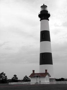 Brodie Island Lighthouse, Corolla, NC