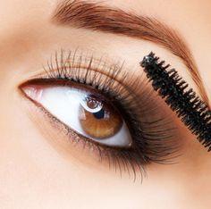 Novo 2015 50 pcs maquiagem descartáveis cílios escova de rímel varinhas aplicador Spoolers alishoppbrasil