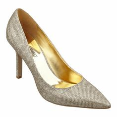 As seen in the November issue of InStyle.....The classic must-have pointy toe pump with 3 1/2'' heel. This style is available exclusively @ Nine West Stores & ninewest.com.