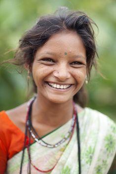Indian girl (dilat tribe)