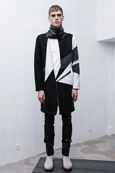 No Editions Menswear Fall Winter 2014 Paris - NOWFASHION