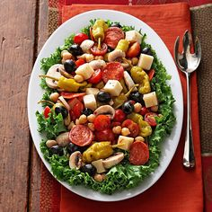 Food Network Ina Garten How To Make And Easy Antipasto Platter Favorite Recipes Pinterest