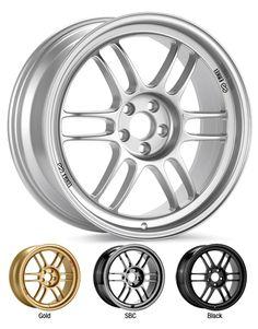 Enkei Wheels - Racing Series Wheels - RPF1 - All Time Favorite.