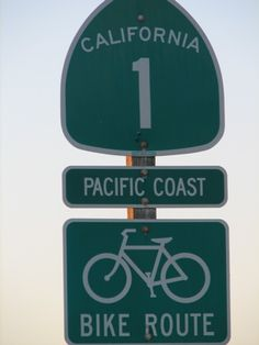 this would be the most beautiful bike trip ever! and the california coast is incredible.