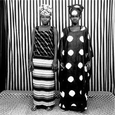 Malick Sidibe, 'Les deux copines jour de fête,' 1975, Tristan Hoare