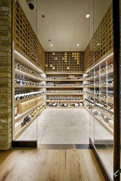 : Hedonism Wines, London photographed by @mjfstudio Marco Fazio, LBIPP for @Stone Theatre