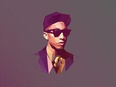 Poly @Pharrell Williams