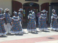 St. Thomas, U.S. Virgin Islands  : dancers in traditional clothing