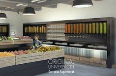 Abre un supermercado sin envases que no genera residuos
