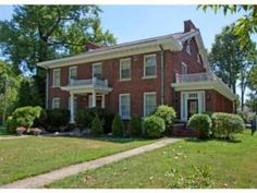 Historic Irvington in Indianapolis #historic-indianapolis-homes