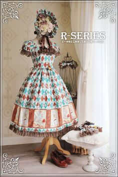 R-Series Thumbeline Tea Party OP (Limited Edition)