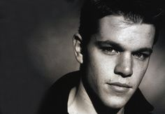 Matt Damon- one of the best actors of our generation.