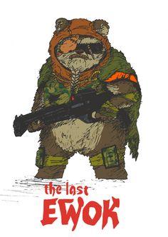the Last Ewok