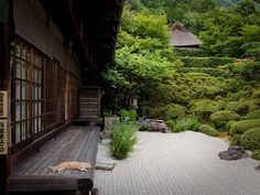 shape of happiness (Konpukuji temple, Kyoto) by Marser, via Flickr