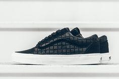"""Vans Old Skool """"Check Suede"""" - EU Kicks: Sneaker Magazine"""