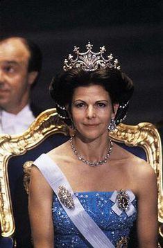 Queen Silvia of Sweden--