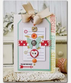 Emma's Paperie: Focus on Buttons by Melissa Phillips