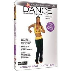 Dance Fitness for Beginners with MaDonna Grimes: African Beat - Latin Heat $9.98