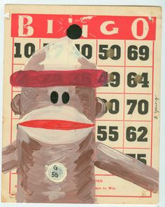 Find a friend to go to bingo with or go myself if brave enough.