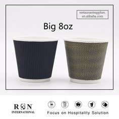 small paper cups for office Disposable Coffee Cups, Coffee Packaging, Paper Cups, Canning, Home Canning, Conservation
