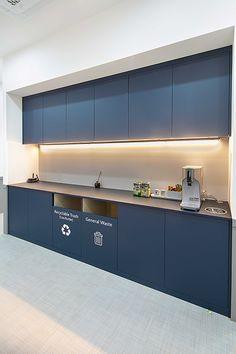Bank Interior Design, Wc Design, Interior Work, Cafe Design, Commercial Design, Commercial Interiors, Office Furniture, Furniture Decor, Industrial Restaurant Design