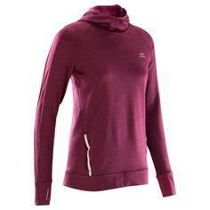 153ab973033c Jogging Running, Trail, Atletica - Maglia running donna RUN WARM KALENJI -  Running,