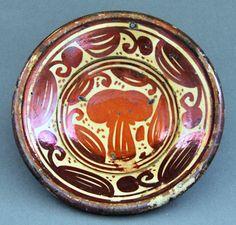 platos de ceramica de Manises