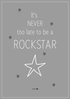 Today is a good day to be a rockstar! Let's get after it! #BEACUTEPUG #rockstar #funnelbox