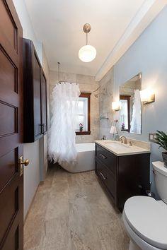 Chicago Renovations & Interior Design  Lincoln Park Bath Interesting Bathroom Designer Chicago Decorating Design