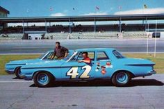 Nascar Race Cars, Old Race Cars, Us Cars, Nascar Sprint, Richard Petty, King Richard, Mcqueen, Plymouth Cars, Miniature Cars