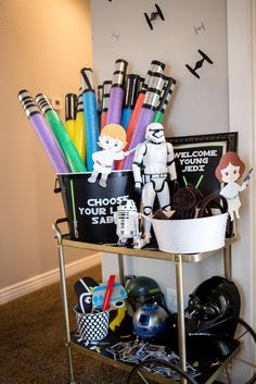 10 Pool Noodle Foam Sabers Party Favors, star birthday party favors> Lots of creative ideas like thi 4 Year Old Boy Birthday, Birthday Themes For Boys, Birthday Star, Fourth Birthday, 6th Birthday Parties, Birthday Ideas, Bday Party Ideas, Birthday Favors, Star Wars Baby